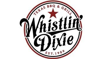 Whistlin' Dixie BBQ Logo